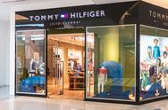 Stock Photo of tommy hilfiger children's store in the mall metropolis