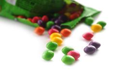 Stock Photo of many color candy