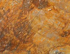 Stock Photo of ocher stone