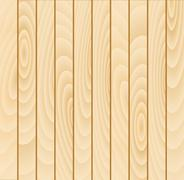 Vector wood plank background Stock Illustration