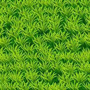 Stock Illustration of vector green grass