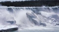Niagara Spring 2014 - stock footage