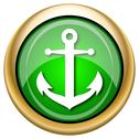 Stock Illustration of anchor icon