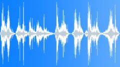 Slushy Water Footsteps - loop Sound Effect