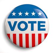 Vote usa Stock Illustration