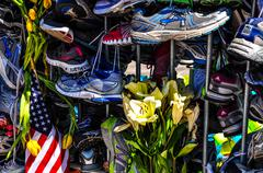 Bostonin maraton Memorial Kuvituskuvat