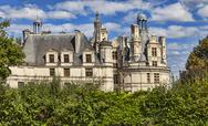 Stock Photo of chambord castle