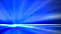 Blueshift 7 blue shimmering abstract background loop Stock Footage