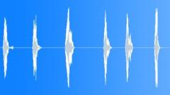 Male combat hit shouts Sound Effect