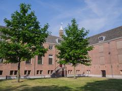 Hermitage dependance museum, amsterdam Stock Photos