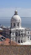 National pantheon, lisbon, portugal Stock Photos