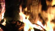 Stock Video Footage of Fire, Flames, Blazes, Heat