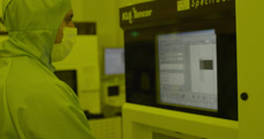 Scientific Engineering 17 4K - stock footage