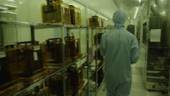 Scientific Engineering 21 4K Stock Footage