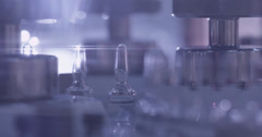 Pharmaceutical Production 04 4K Stock Footage