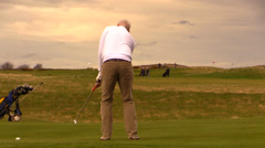 Golf, Golfers, Sports, Athletics Stock Footage