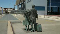 Fremantle maritime museum, perth, australia Stock Footage
