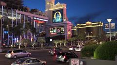 4K UHD UTRA HD Bellagio Las Vegas NV Kulltech Stock Footage