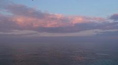 Lake Michigan Calm Waters1 - stock footage