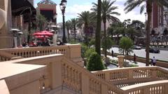 4K UHD ULTRA HD Palazzo Las Vegas Street - Kulltech Stock Footage