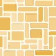 Abstract retro pattern Stock Illustration