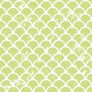 Fish scale pattern Stock Illustration