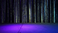 Stock Video Footage of Empty Stage with Curtain 4170