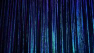 Stock Video Footage of Colorful Stage Curtain 4171