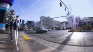 Stock Video Footage of Las Vegas Strip Pedestrians 4185