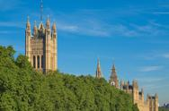 Stock Photo of Houses of Parliament