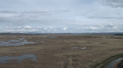 Buena Vista, Viewpoint, Malheur, Overlook, Wildlife Refuge, 4K Stock Footage