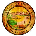 Stock Illustration of alaska coat of arms
