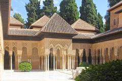Alhambra - stock photo