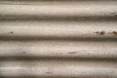 Corrugated Asbestos Cement Roof Stock Photos