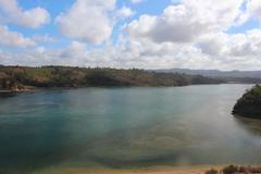 Vila Nova de Milfontes - stock photo