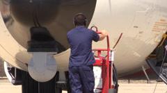US Coast Guard, Military, fireman Stock Footage