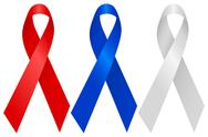 Stock Illustration of aids ribbon