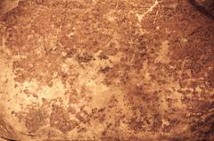 Antique old leather background texture Stock Photos