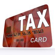 Vero luotto maksukortilla näyttää veroja palata irs Piirros
