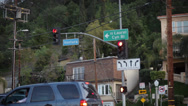 Stock Video Footage of Ventura Blvd to Laurel Canyon Sign