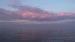 Lake Michigan Calm Waters2 - stock footage
