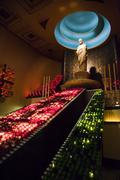 St-Joseph Oratory (Brother Andre Tomb) - stock photo
