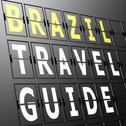 Stock Illustration of airport display brazil travel guide