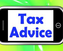 Tax advice on phone shows taxation irs help Piirros