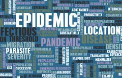 Epidemic Stock Illustration