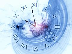 Stock Illustration of Time dynamic