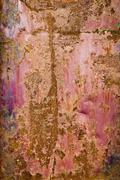Amazing Rusty metal texture - stock photo