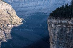 monte perdido in ordesa national park, huesca. spain. - stock photo
