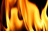 Stock Photo of fire wallpaper