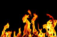 Stock Photo of fire flame